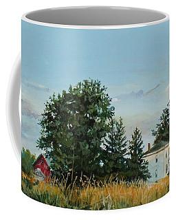 The Ride Home Coffee Mug