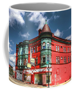 The Sauter Building Coffee Mug by Dan Stone