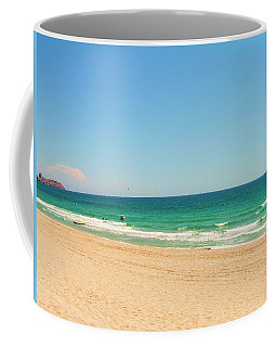 Coffee Mug featuring the photograph The Sea Of Cortez by Rand Swift