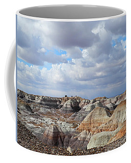 The Sky Clears By Blue Mesa Coffee Mug