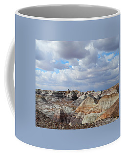 The Sky Clears By Blue Mesa Coffee Mug
