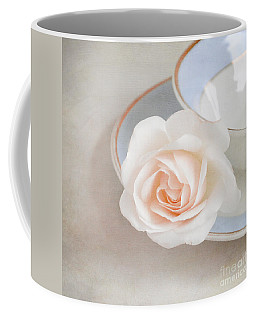 The Sweetest Rose Coffee Mug by Lyn Randle