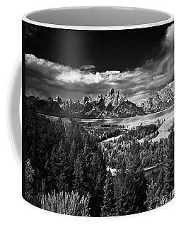 The Tetons Coffee Mug