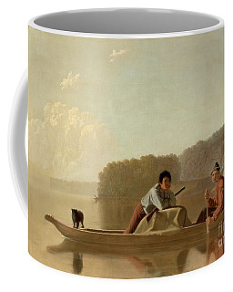 The Trapper's Return Coffee Mug
