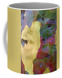 The True Colors Of A Tree Coffee Mug by Robert Margetts
