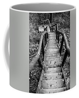 The Way Down Coffee Mug