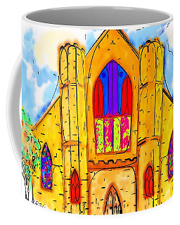 The Wedding Chapel Coffee Mug