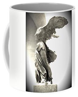 The Winged Victory - Paris Louvre Coffee Mug