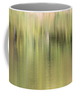 Coffee Mug featuring the photograph The Woods by Penny Meyers