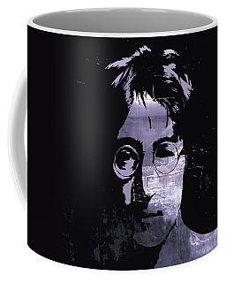Thinking About Love  Coffee Mug