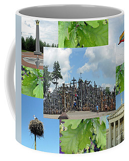 Coffee Mug featuring the photograph This Is Lietuva- Lithuania by Ausra Huntington nee Paulauskaite