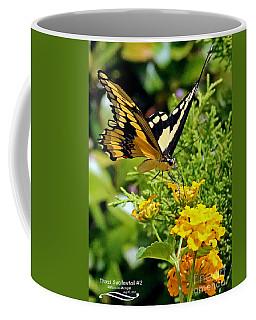 Thoas Swallowtail #2 Coffee Mug