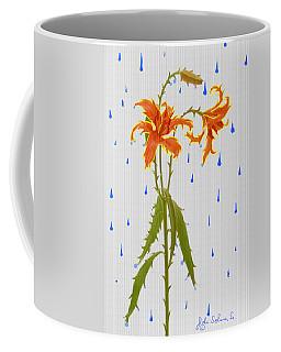 Thornlily Coffee Mug by John Selmer Sr