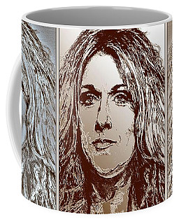 Three Interpretations Of Celine Dion Coffee Mug