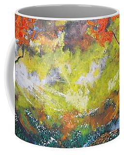 Through The Myst Coffee Mug