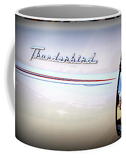 Thunderbird Tail Light Coffee Mug