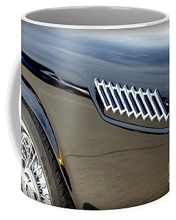 Thunderbird V8 Insignia Coffee Mug