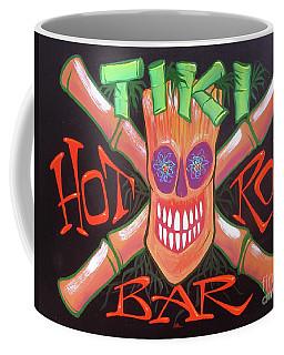 Tiki Hot Rod Bar Coffee Mug