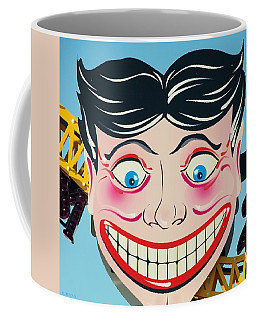Tillie The Clown Of Coney Island Coffee Mug