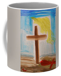 Tim Tebow's Cross-easter Monday Coffee Mug