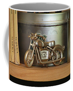 Coffee Mug featuring the photograph Time And Cycles by Rand Swift