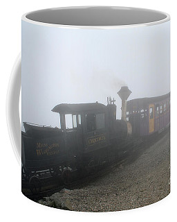 Coffee Mug featuring the photograph Time Machine by Adrian LaRoque