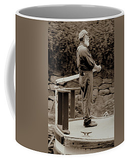 Coffee Mug featuring the photograph Timeless Serenity by Suzanne Stout
