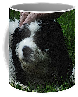 Coffee Mug featuring the photograph TLC by Lydia Holly