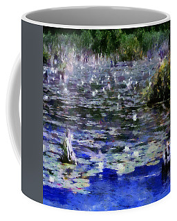 Torch River Water Lilies Ll Coffee Mug