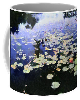 Torch River Water Lilies 3.0 Coffee Mug