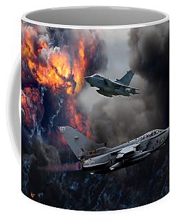 Tornado Gr4 Attack Coffee Mug by Ken Brannen