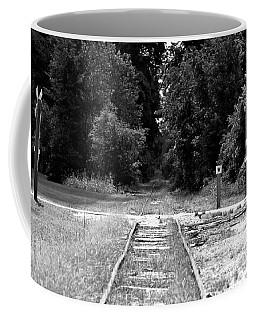 Abandoned Rails Coffee Mug