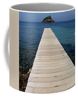 Coffee Mug featuring the photograph Tranquility  by Lainie Wrightson