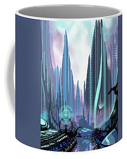 Transia Coffee Mug
