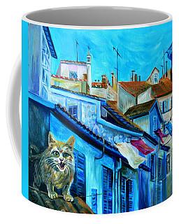 Travel Notebook. Nice. Vieille Ville Coffee Mug