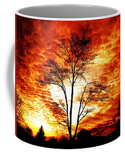 Tree Light Coffee Mug