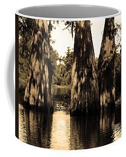 Trees In The Basin Coffee Mug