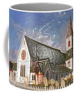 Coffee Mug featuring the photograph Trinity  by Lydia Holly
