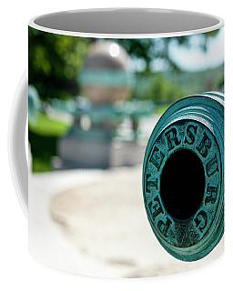 Trophy Point Cannon Coffee Mug
