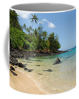 Tropical Paradise Coffee Mug by Lynn Bauer
