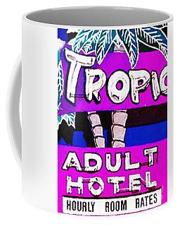 Tropicana Adult Hotel Coffee Mug