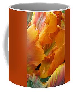 Tulip 02 Coffee Mug by Ann Bridges