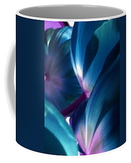 Tulip Blues Coffee Mug