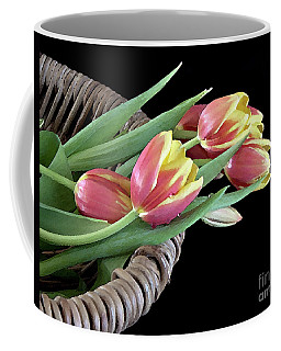 Tulips From The Garden Coffee Mug
