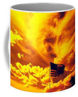 Turbulant America Coffee Mug