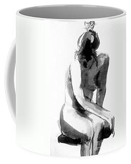 Turn Back Coffee Mug