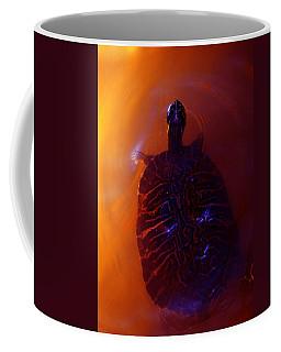 Turtle In Florida  Coffee Mug