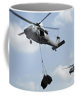 Vertical Replenishment Coffee Mugs