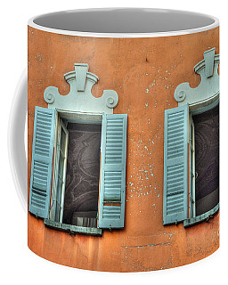 Two Windows Coffee Mug