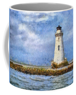 Tybee Island Lighthouse Coffee Mug